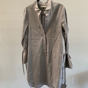 Halston Heritage Shirt Dress
